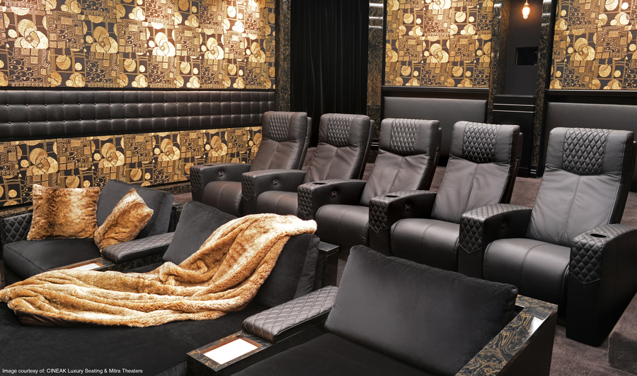 3 Mistakes to Avoid When Designing Your Custom Home Theater